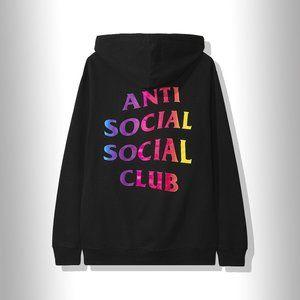 Anti Social Social Club more hate more love Hoodie
